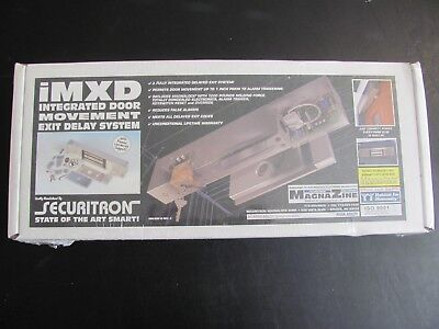 Brand New Securitron Movement Exit Delay iMXD-12 Magnalock Model 62 12 Volt