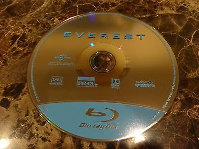 EVEREST - 1080p Blu-ray Disc Only