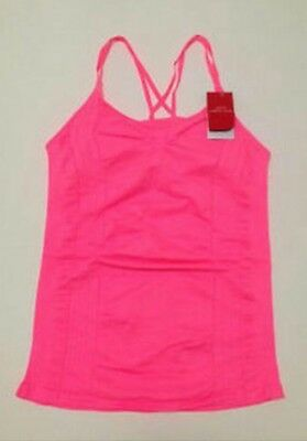 lorna jane gym workout top size S pink