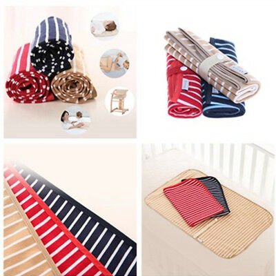 Baby Portable Foldable Washable Waterproof Changing Mat Cute Pad Diaper 3 Colors