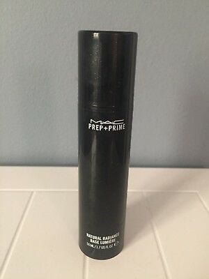 Mac Prep And Prime Natural Radiance Base Lumiere, 50ml.