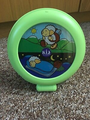Kidsleep Globetrotter Sleep Trainer Alarm Sheep Clock