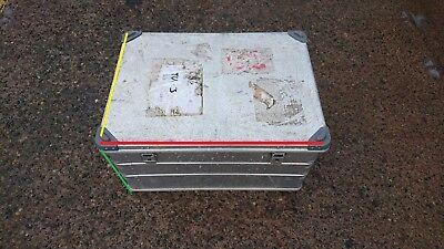 Aluminium Zarges Transit Case Overland4x4 Recovery