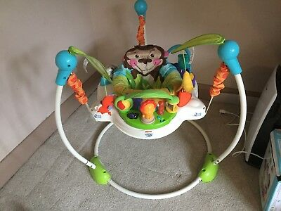 Fisher- Price Jungle Jumperoo