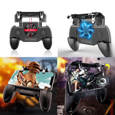 PUBG Mobile Wireless Gamepad Remote Game Controller Joystick Android/iOS 4000MAH