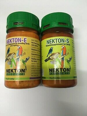 Combination of NEKTON E & NEKTON  S 70 grm each