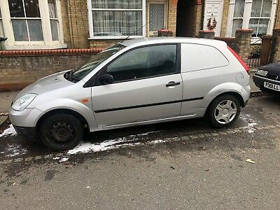 Ford Fiesta van 1.4 ddci low mileage