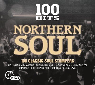 100 Hits - Northern Soul [Audio CD] New & Sealed