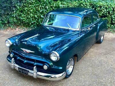 1953 Chevrolet Gmc Bel Air Chevy Bel Air 5.7L Coupe, American Muscle, Hotrod. Px