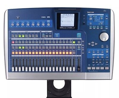 Tascam 2488 MK2 24 Track Digital Recording Studio .