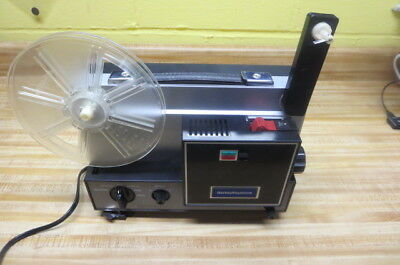 Berkey Keystone 1550  8mm Variable Speed Movie Projector
