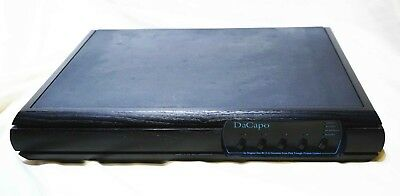 Pink Triangle DaCapo DAC (D/A) Digital to Analogue Converter- REQUIRES ATTENTION