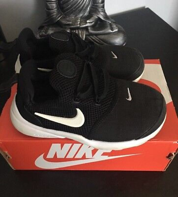 cc88858f2d ✨Infant Boys Nike Presto Fly Toddlers Trainers Shoes Size UK 7.5✨great  Condition