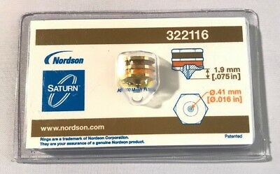 Original Nordson  Nozzle .016 322116 New in package