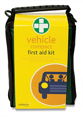 Reliance Medical Vehicle First Aid Kit Helsinki Bag - Car Caravan Home Camping