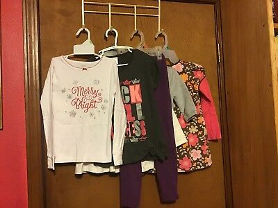Girls Mixed Lot Clothing Size 6 , 6 piece