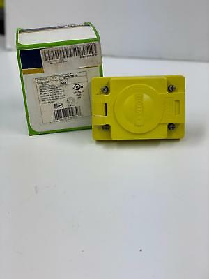 Leviton 97W76-S outlet with cover