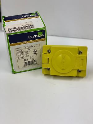 Leviton 99W47-S outlet with cover