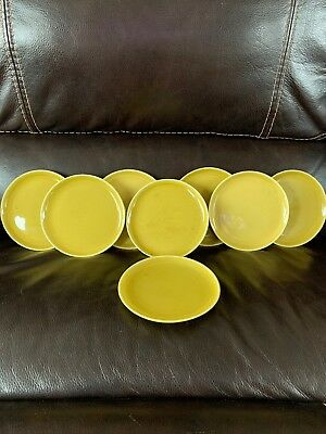 """Russel Wright 6 1/2"""" Bread Plates Set Of 8"""