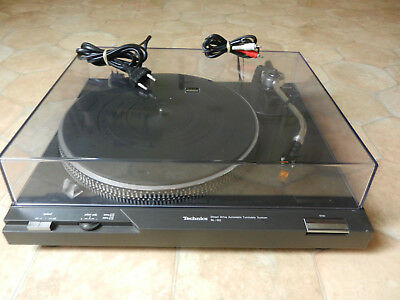 Technics SL-D 2 anthrazit Direct Drive Automatic Turntable System