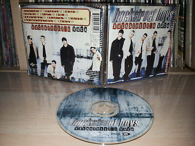 Cd Backstreet Boys - Backstreet Back