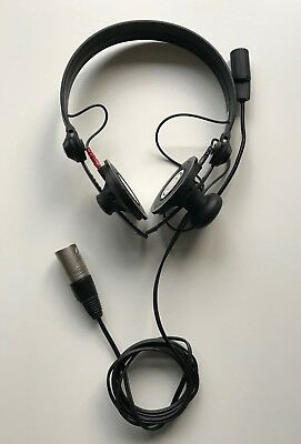 Sennheiser Headset HMD 410 - No Ear cushions - Sold with bag