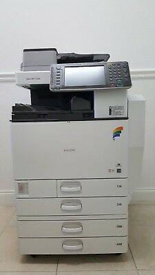 Ricoh Aficio MP C3502 Copier/Printer/Scanner/Fax