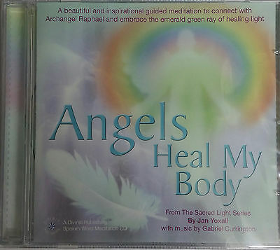 Angels Heal My Body - Jan Yoxall - Meditiation Cd - 4Th Sacred Light Series
