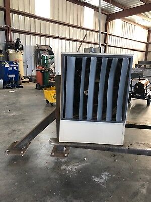 TPI Shop Unit Heater P3PUH40CA1 Great Condition
