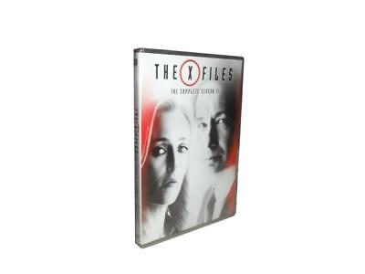 The X-Files - The Complete Eleventh Season 11 (DVD, 2018, 3-Disc Set)