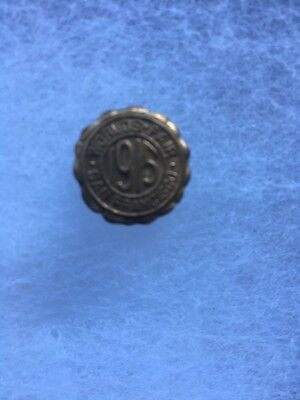 RARE!  PPIE 1915 Panama Pacific Expo- Worlds Fair San Francisco Brass Pin