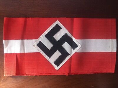 Authentic Vintage German Arm Band