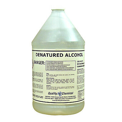DENATURED ALCOHOL 190 Proof - 5 Gallons - Technical Grade