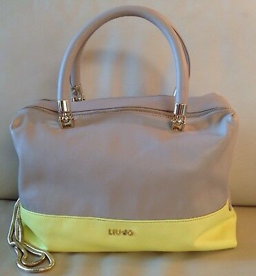 on sale 29f7f 59869 60 BAULETTO IT BORSA LIU EUR 00PicClick Jo Beige Giallo 0wOP8kXn
