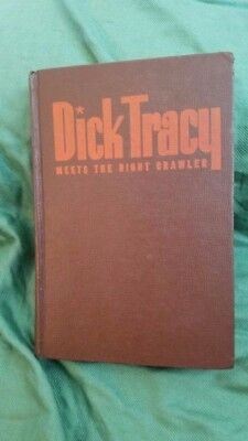 Dick Tracy Meets The Night Crawler by Chester Gould Authorized Edition