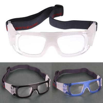 e3eaa84a595f Sports Protective Goggles Glasses Adjustable Band For Basketball Football  Rugby