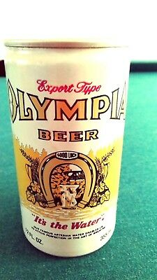 Vintage Olympia Beer Can Bank