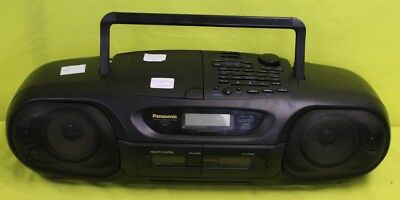 Panasonic RX-DT55 Portable Stereo CD System ##WIFWH3SE