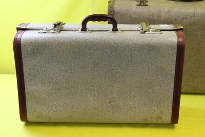 2 Vintage Collectible Suitcases ##DAFWH1SE