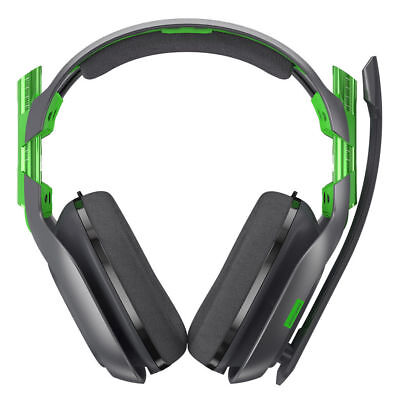 ASTRO A50 Wireless Headset and Base Station for Xbox One - Grey/Green