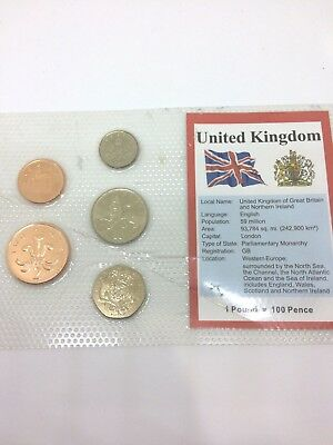 United Kingdom Coin Proof Set Littleton Coin Company