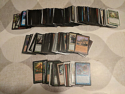 Lot de 488 cartes Magic the gathering l'assemblée (24 rares)