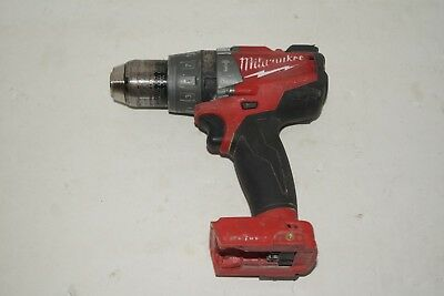 Milwaukee 2706-20 ONE-KEY 18-Volt Cordless 1/2 in. Hammer Drill - (Tool Only)
