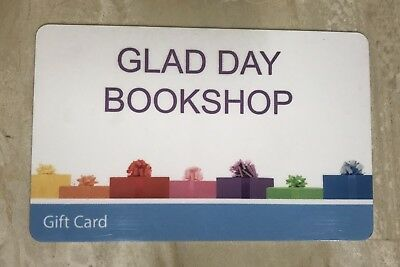 Glad Day Bookshop Gift Card - $25 Mail Delivery