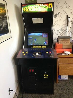 2004 Golden Tee - Not Working - Part Out or Fix - NO Reserve Auction