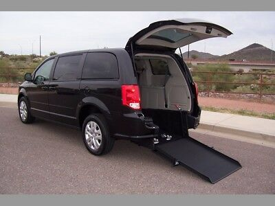 2017 Dodge Grand Caravan SE Wheelchair Handicap Mobility Van 2017 Dodge Grand Caravan SE Wheelchair Handicap Mobility Van Best Deal