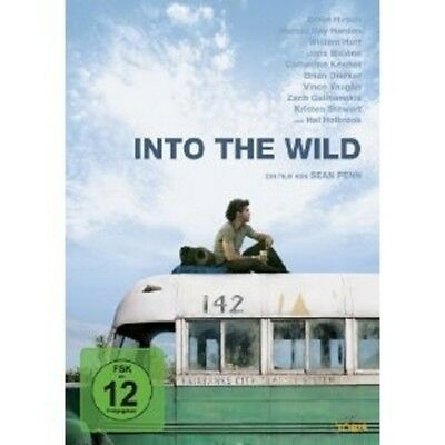 Into The Wild Dvd Mit Emilie Hirsch New