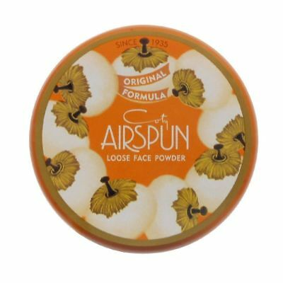 Coty Airspun Translucent Extra Coverage Loose Face Powder (2.3 oz/65g) Brand New