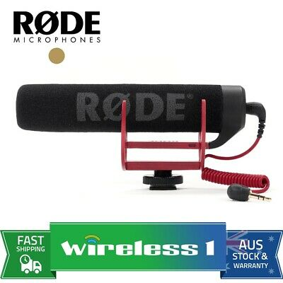 Rode VideoMic GO Lightweight On-camera Shotgun Microphone (VMGO)