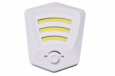 LYYT Dimmable LED Switch Light-Wht NEW